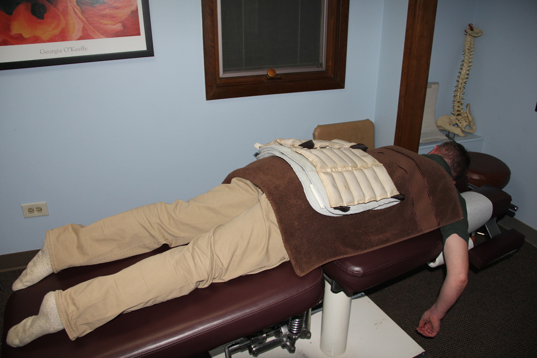 Physiotherapy treatments for pain relief include heat and ice appropriately applied by our expert doctors